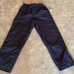 NWT - men's nylon sport pants by Tek Gear